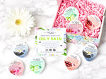 Monthly Face Mask Beauty Box: Oily/Combo Skin