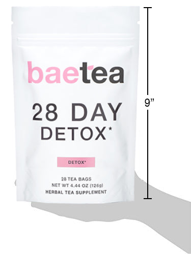 NEW! Triple Detox Value Set (Double Detox + 28 Day Detox tea)