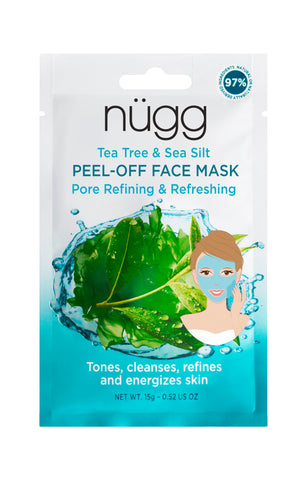 Toning, Pore Refining & Cooling PEEL-OFF Face Mask for All Skin Types