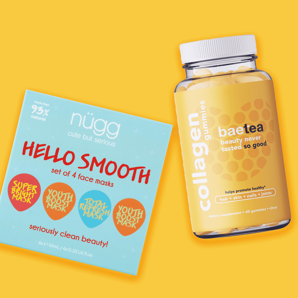 NEW! Hello Smooth Value Set (Hello Smooth + Collagen Gummy)