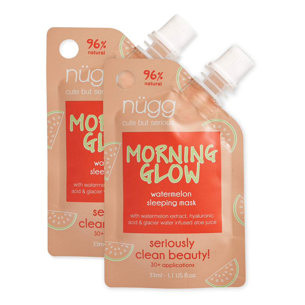 NEW! Morning Glow DUO 2-pack Bundle ($19.98 value)