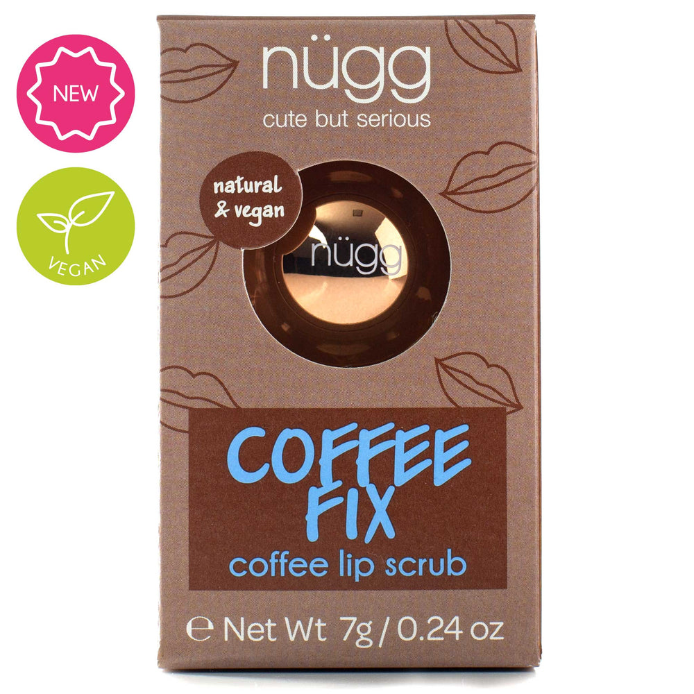 NEW! Coffee Fix Lip Scrub