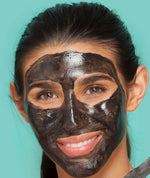 Double Detox Charcoal Face Mask Single Pod
