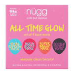 All Time Glow Face Mask Set for All Skin Types