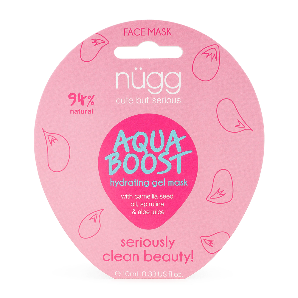 Aqua Boost Moisturizing Face Mask Single pod