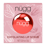 Sugar Lip Scrub & Smoother - All Natural & Vegan with Chocolate Mint Aroma