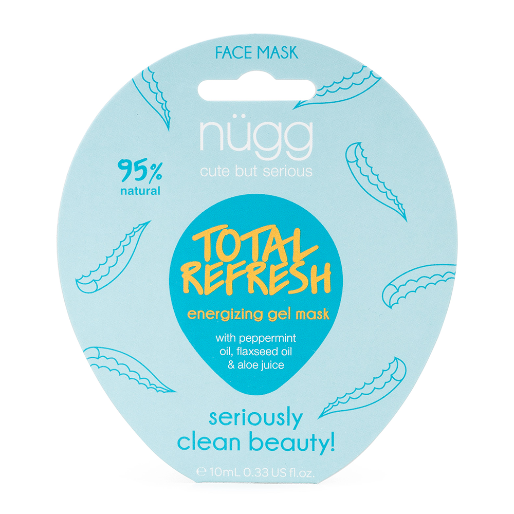 Total Refresh Revitalizing & Cooling Face Mask Single Pod