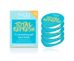 total refresh energizing gel face mask