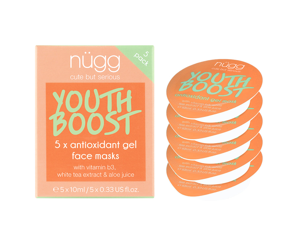 Youth Boost Anti Aging Face Mask 5-pack