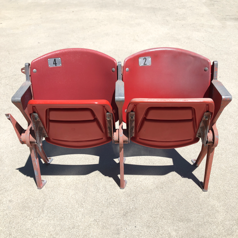 1980's Vintage Greek Theatre Seats - Limited Supply Available