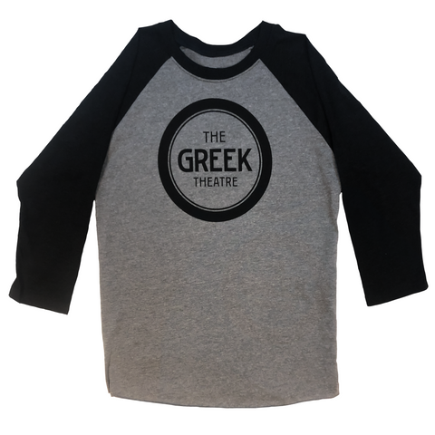 Grey Baseball Logo Shirt
