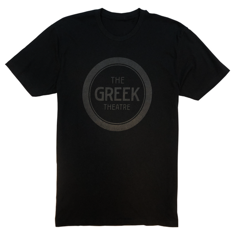 Black/Gray Logo T-Shirt