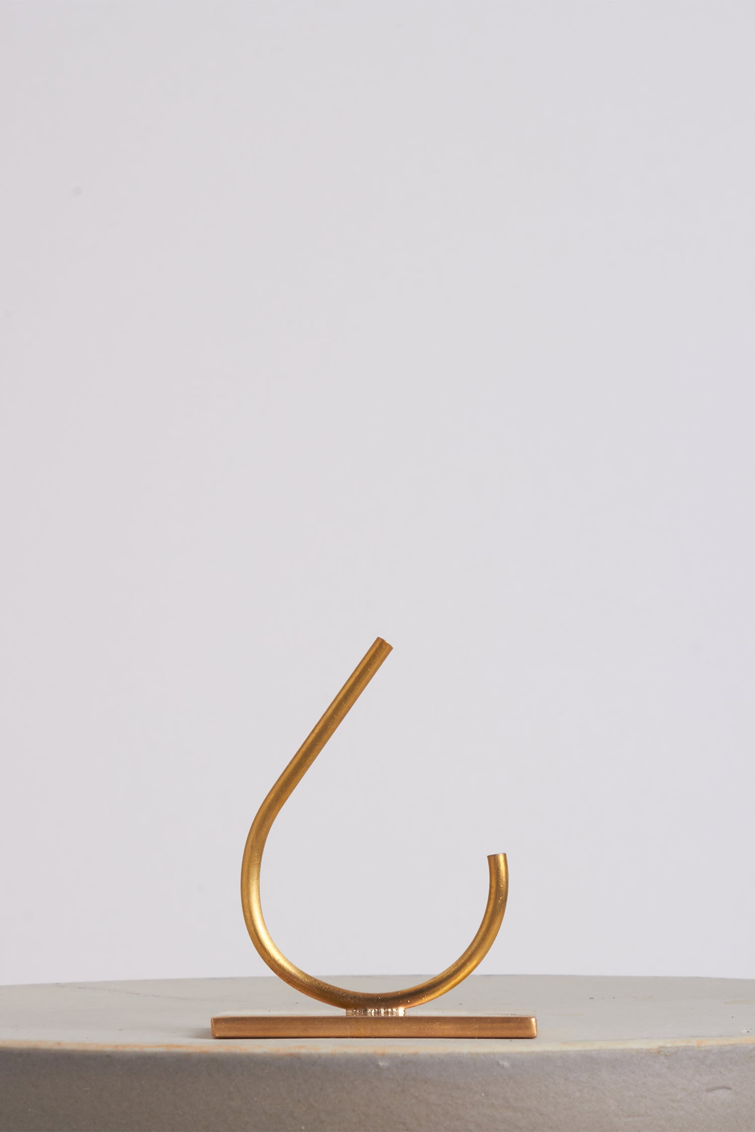 AYU X ANNA VARENDORFF BRASS INCENSE HOLDER