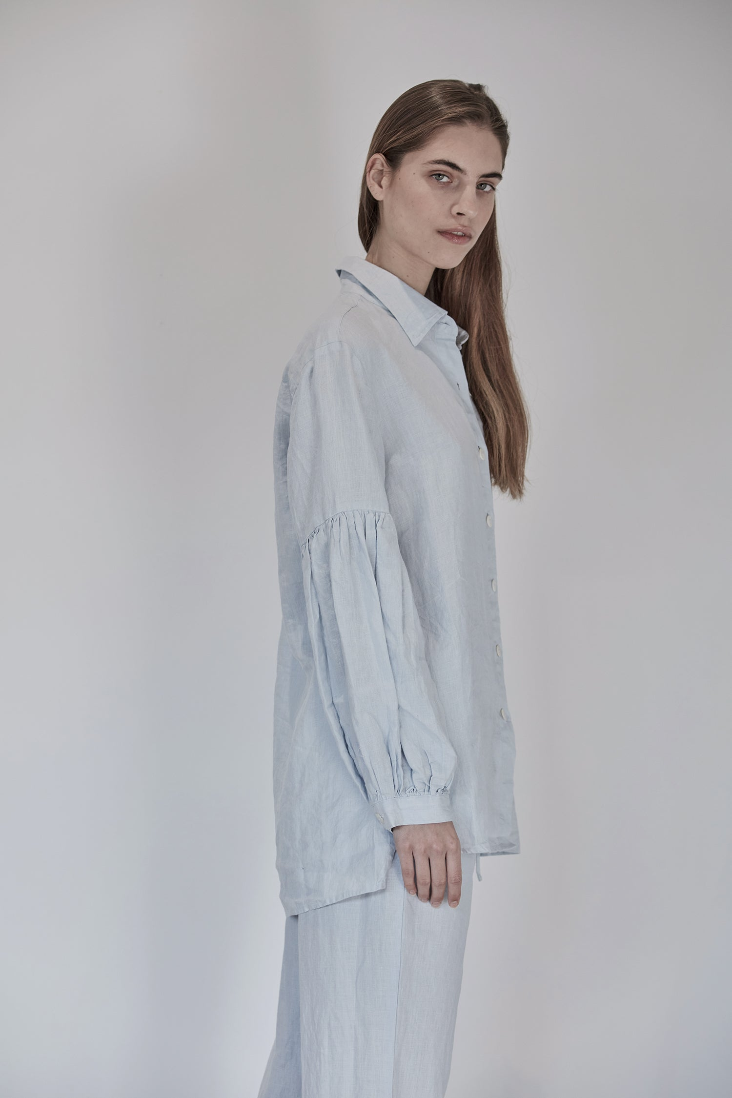 CORBUSIER SHIRT - LIGHT BLUE