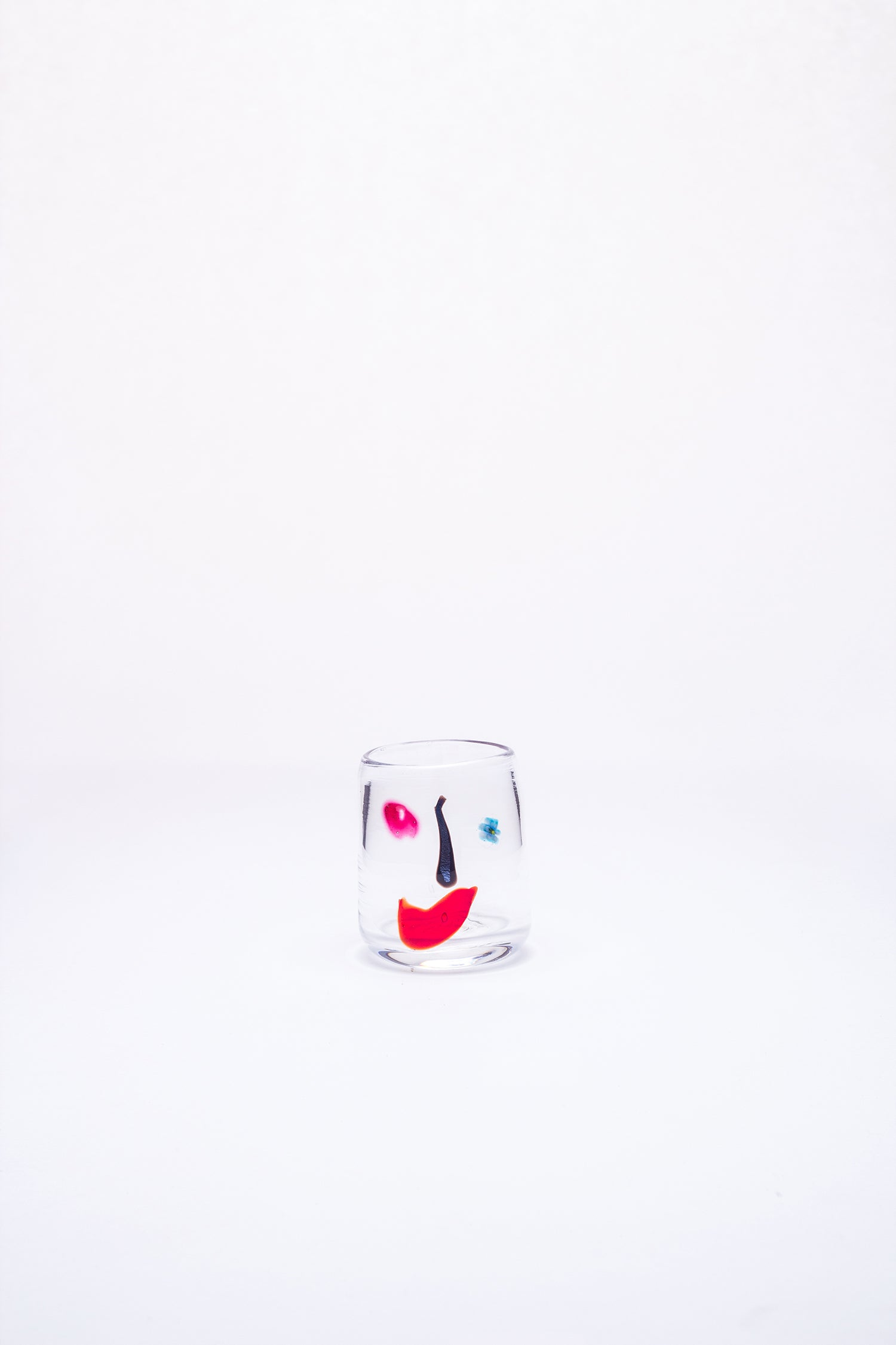 FACE VESSEL - SMALL GLASS