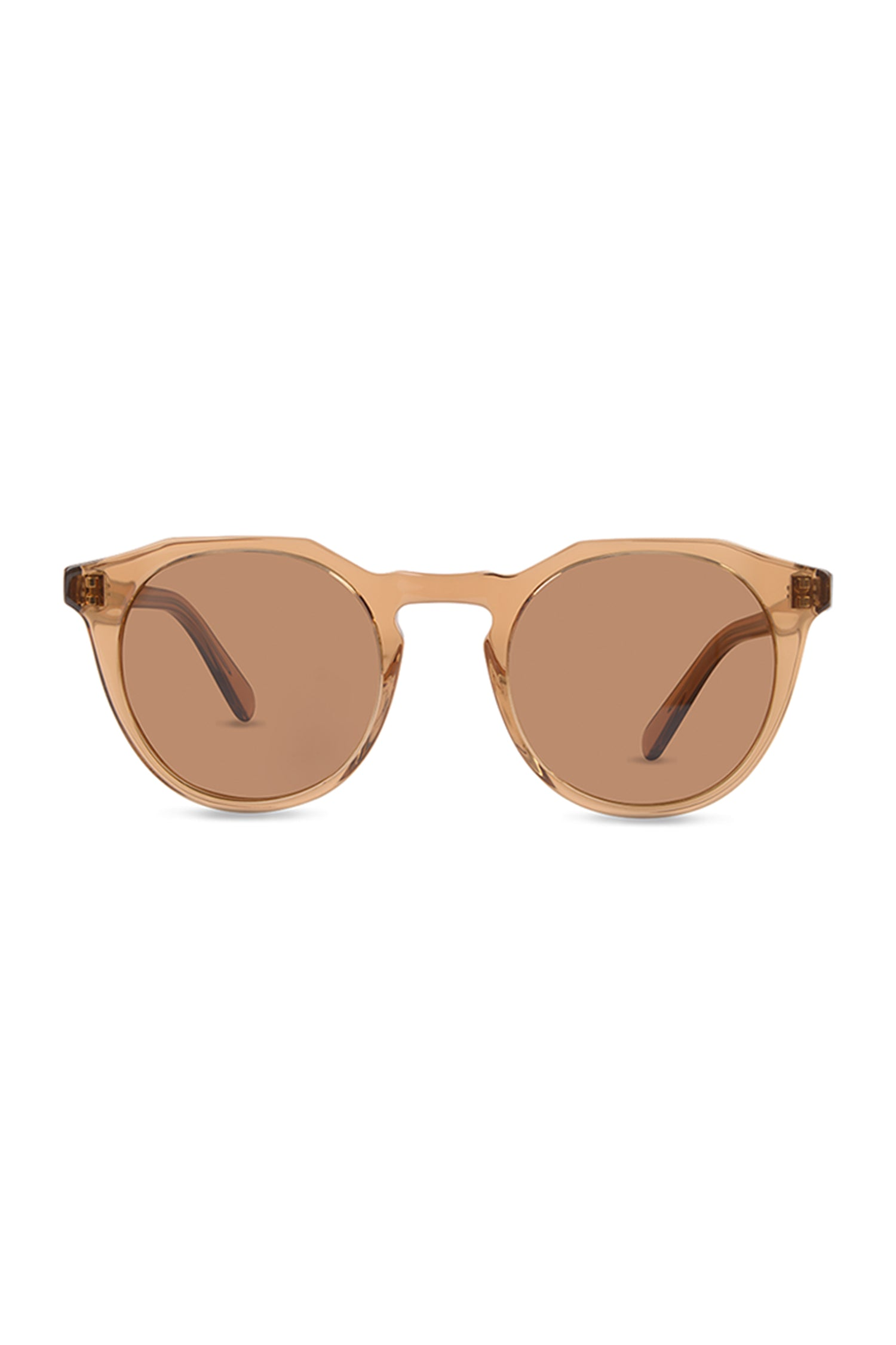 Archer - Butterscotch with Brown Lenses