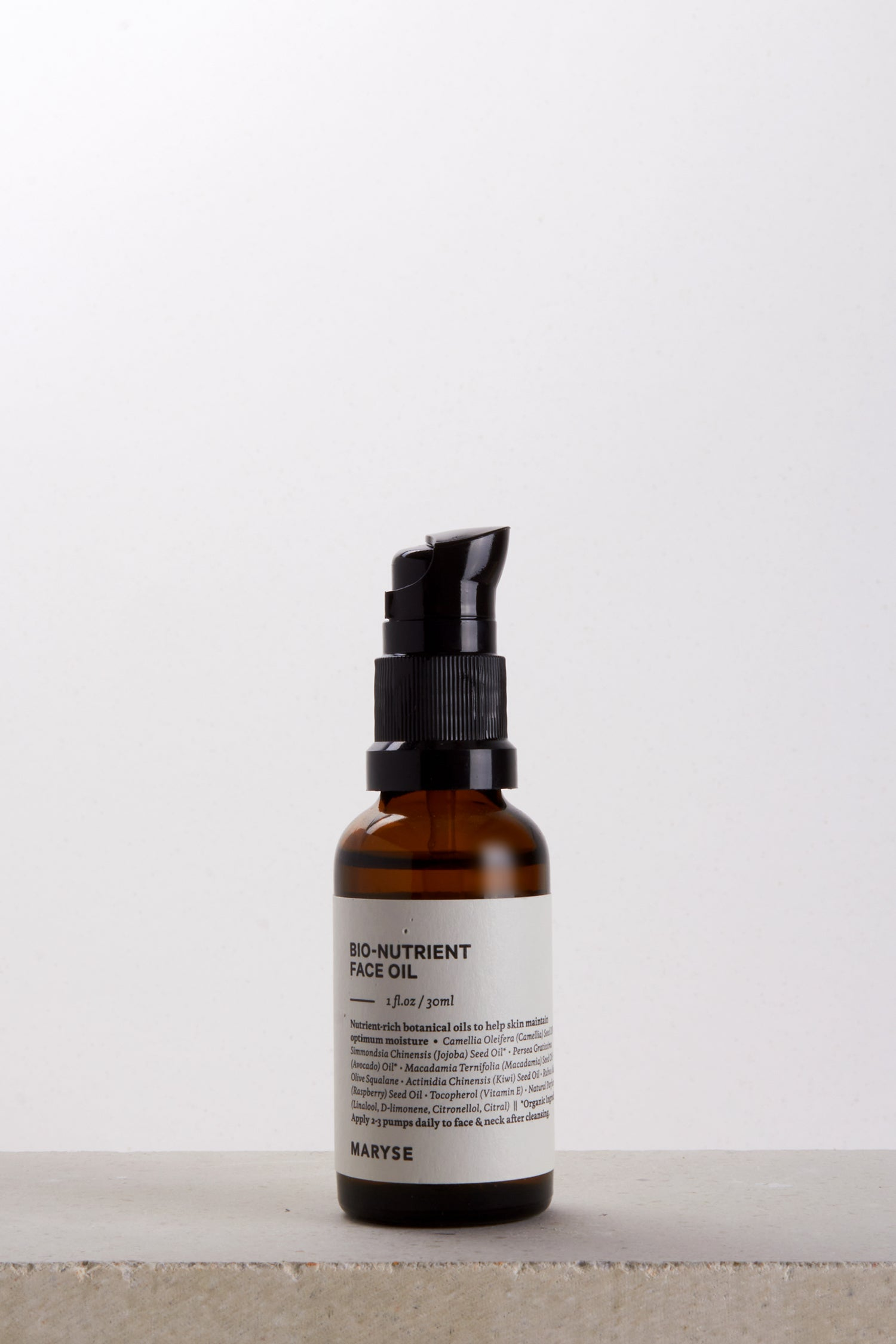 BIO-NUTRIENT FACE OIL 30ML