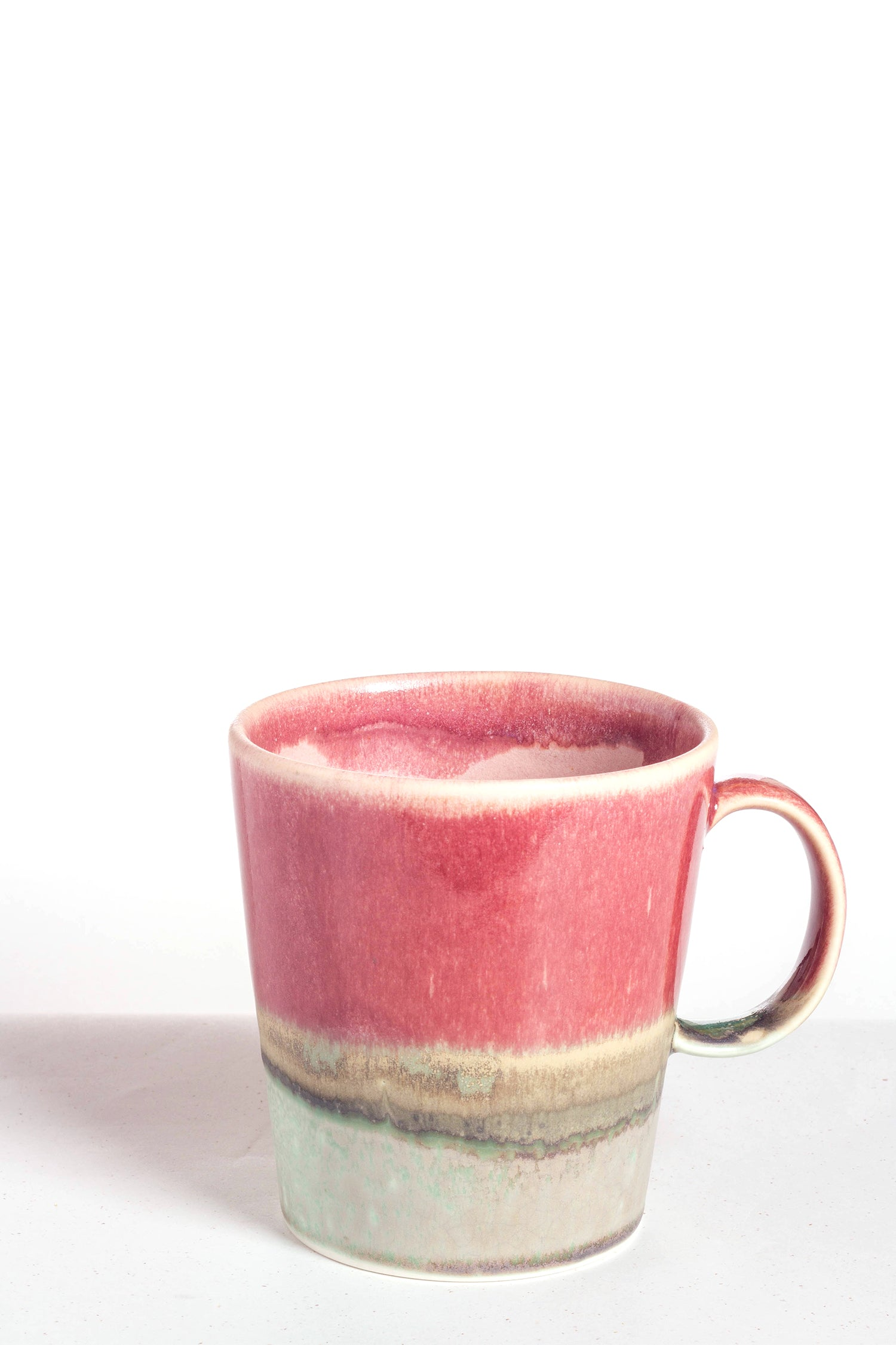 SGW LAB MUG - BLUSHING SHORE