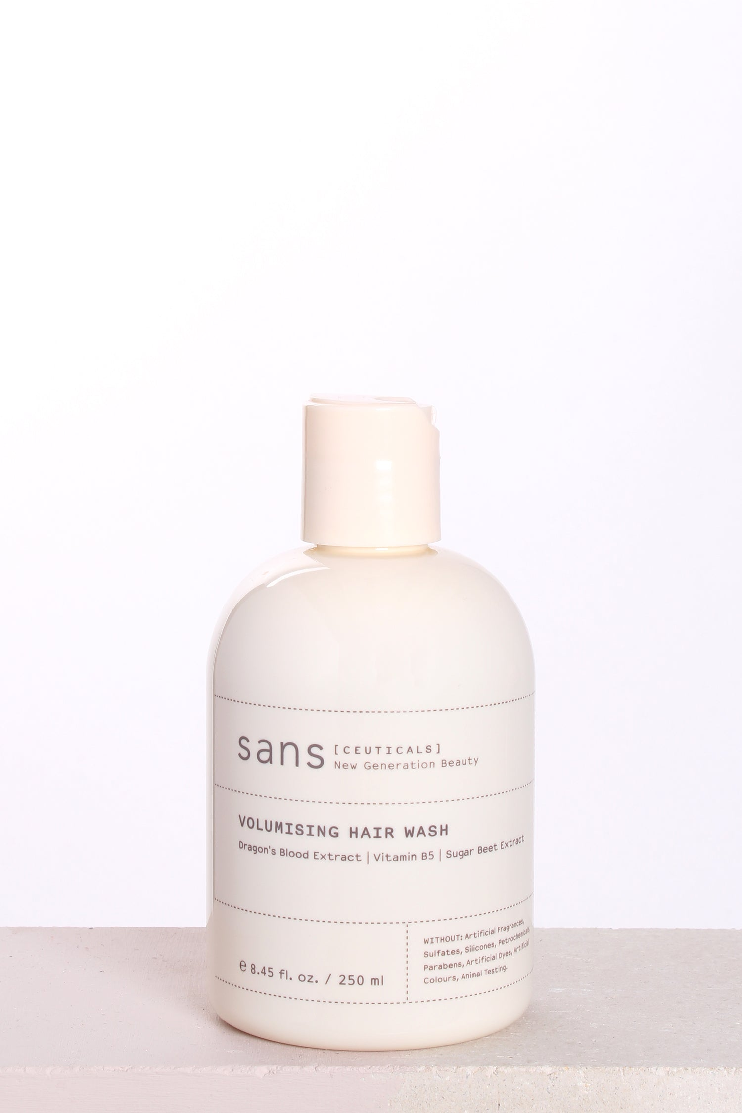 SANS CEUTICALS - VOLUMISING HAIR WASH 250 ML