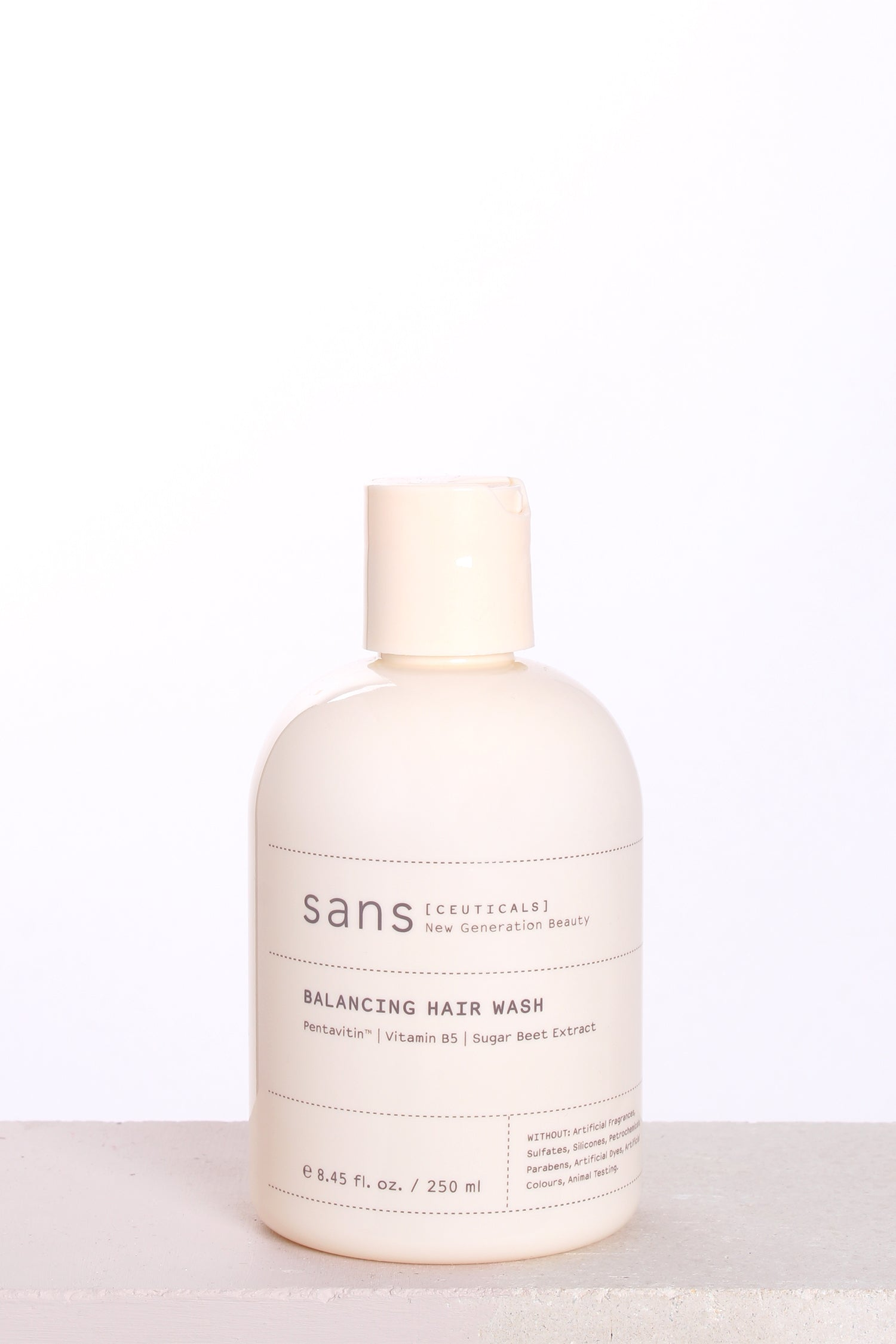 SANS CEUTICALS - BALANCING HAIR WASH 250 ML