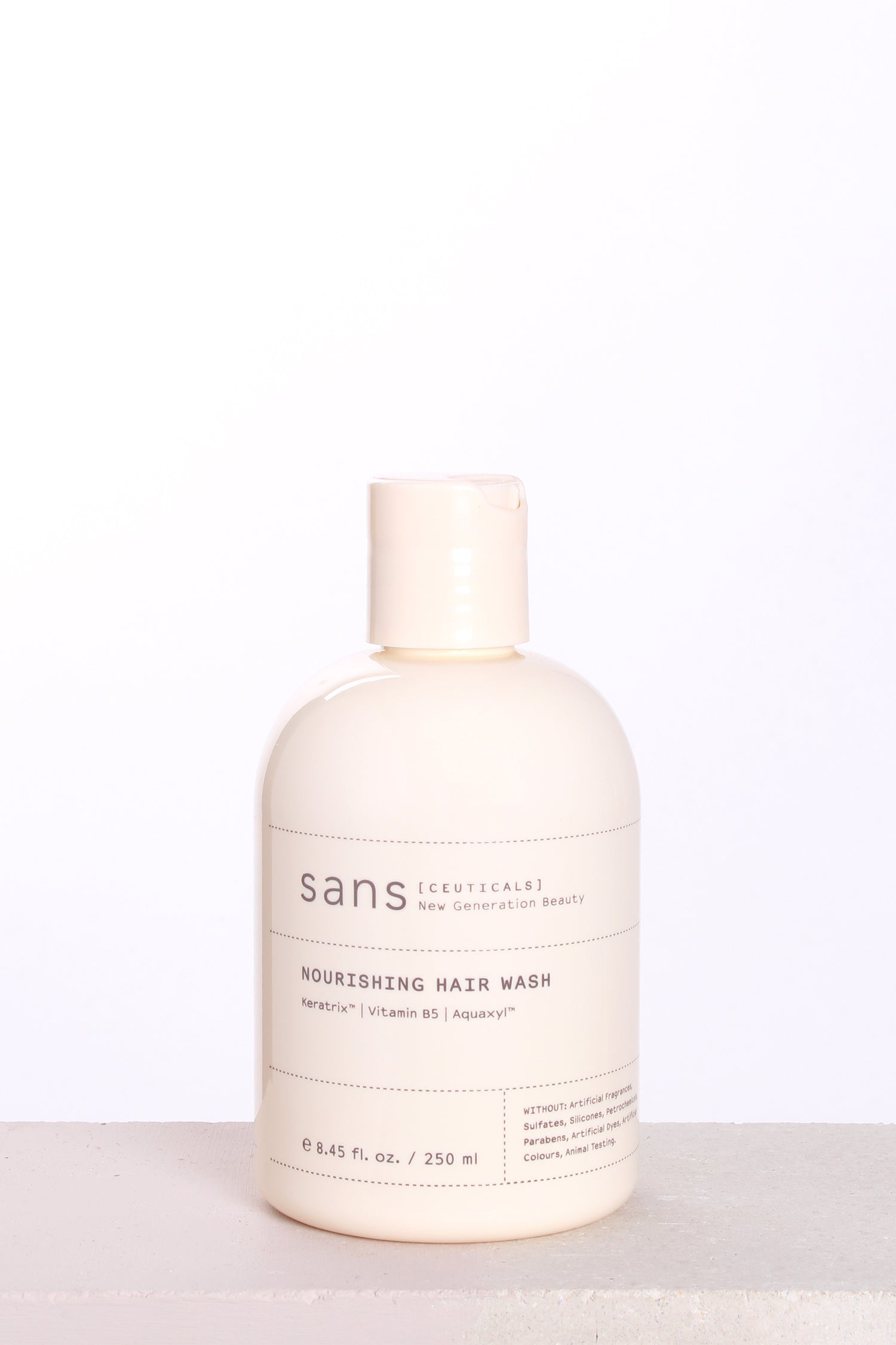 SANS CEUTICALS - NOURISHING HAIR WASH 250 ML
