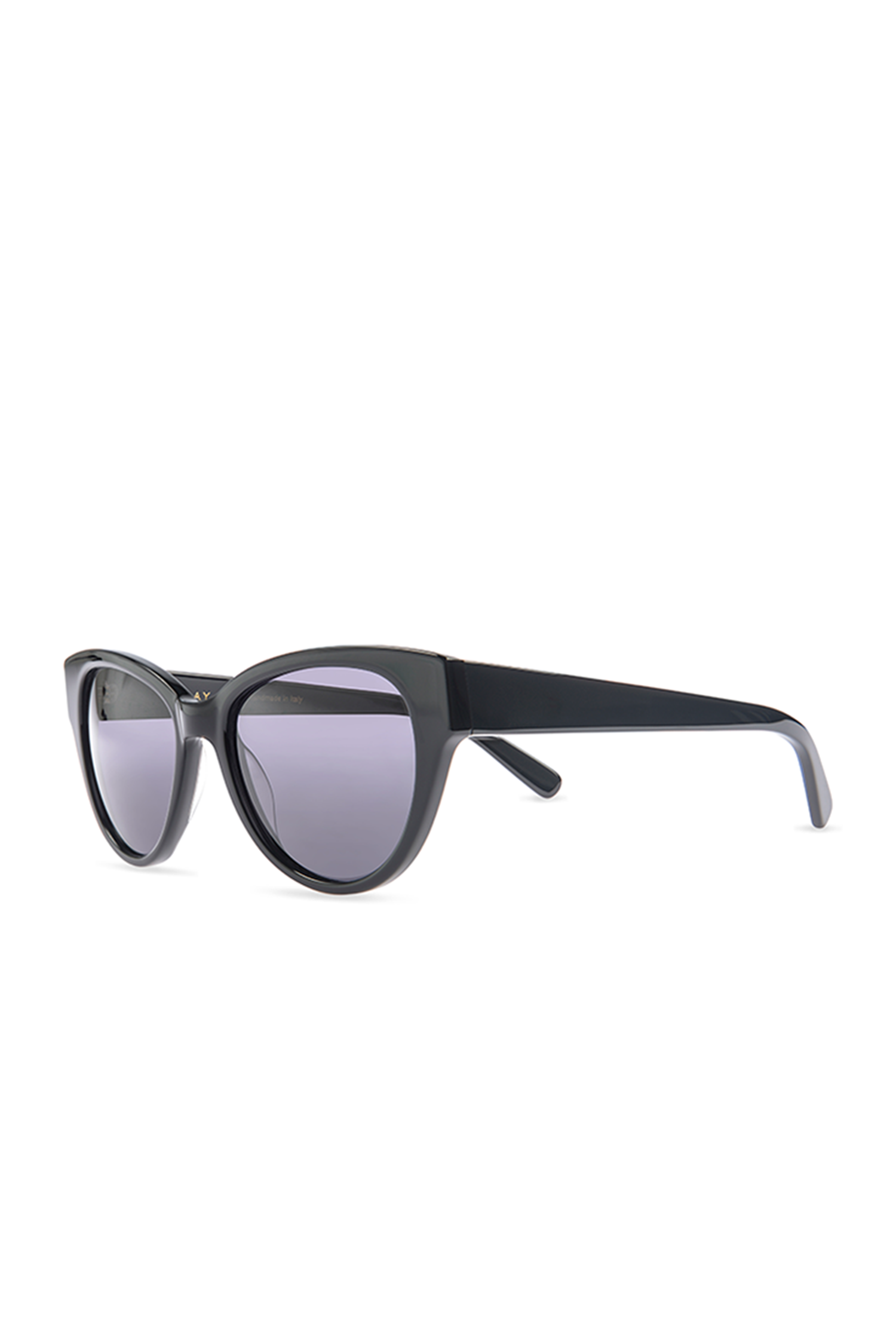 Henrietta - Black/ Grey  Lenses