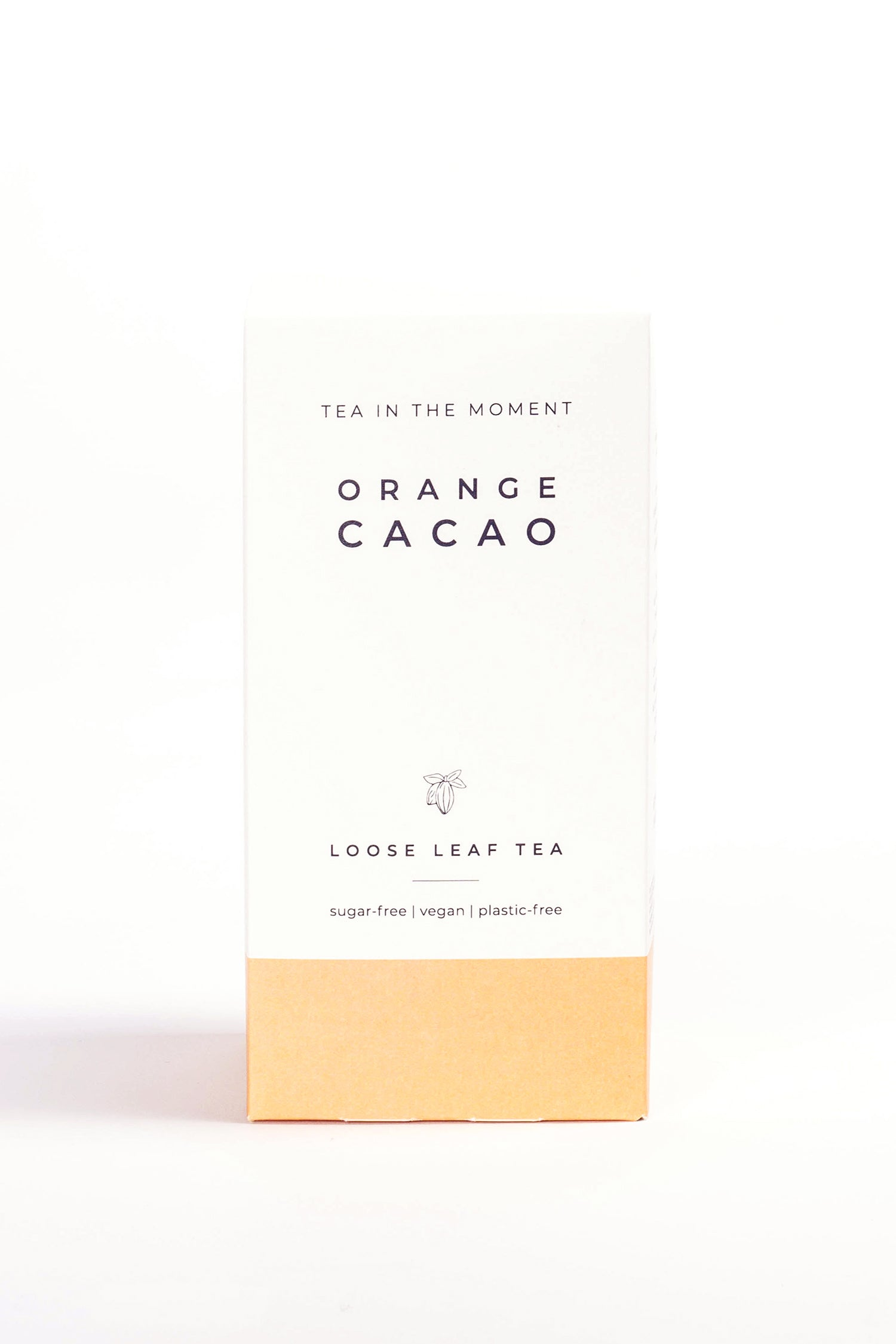 Orange Cacao Loose Leaf Tea