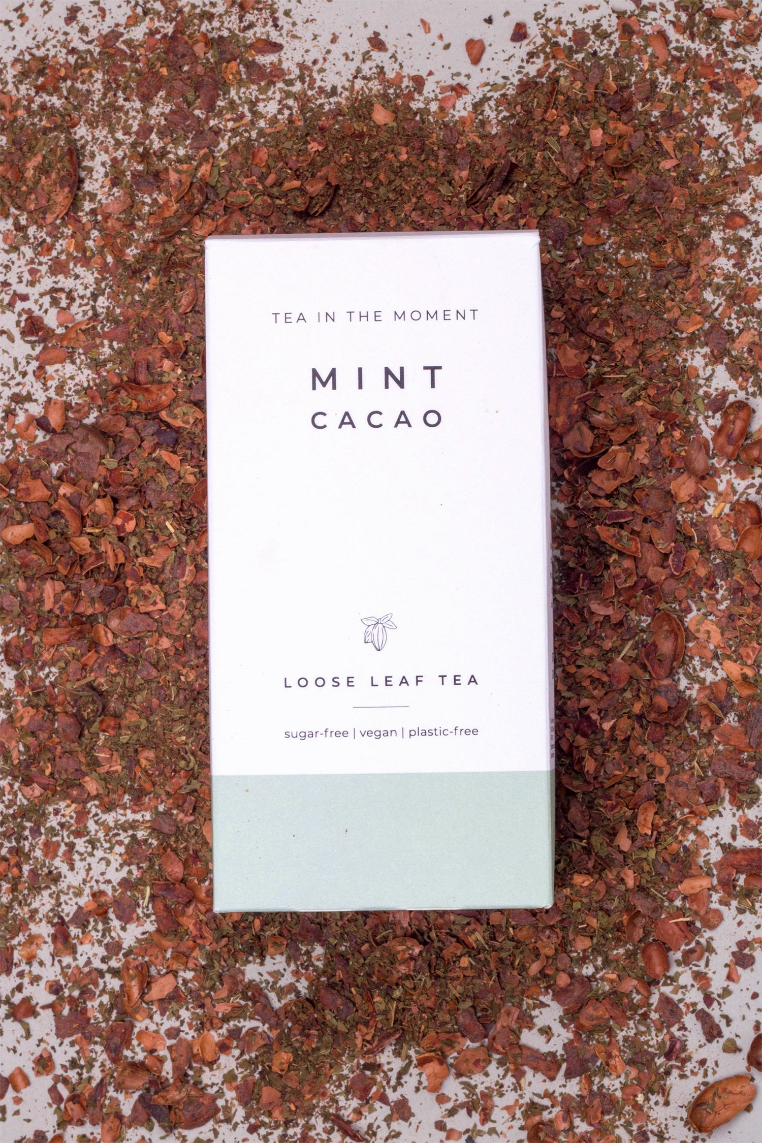 Mint Cacao Loose Leaf Tea