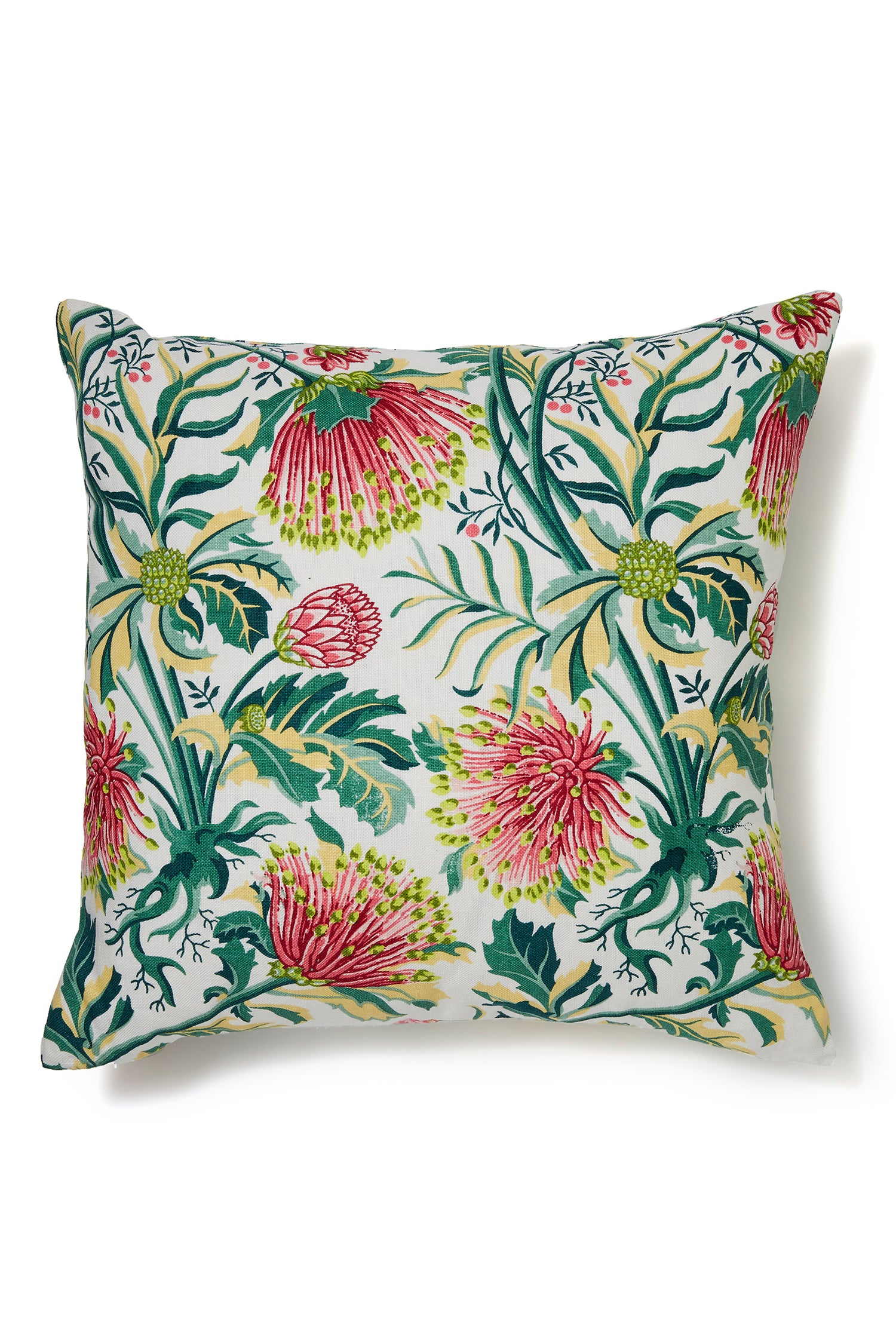 UTOPIA GOODS - 50 X 50CM CUSHION COVER - MATCHSTICK BANKSIA PINK