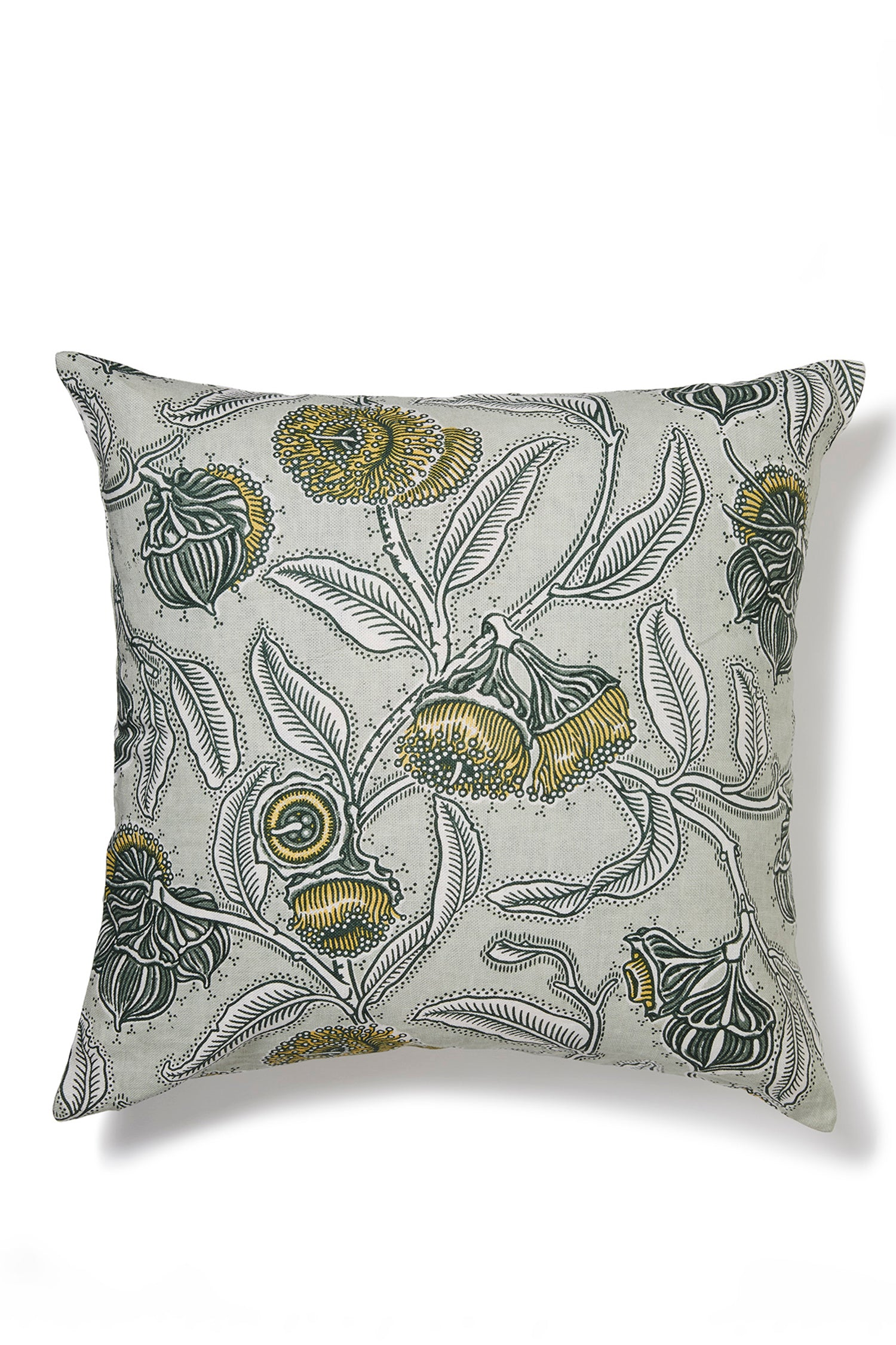 UTOPIA GOODS - 50 X 50CM CUSHION COVER - YOUNGIANA GREY