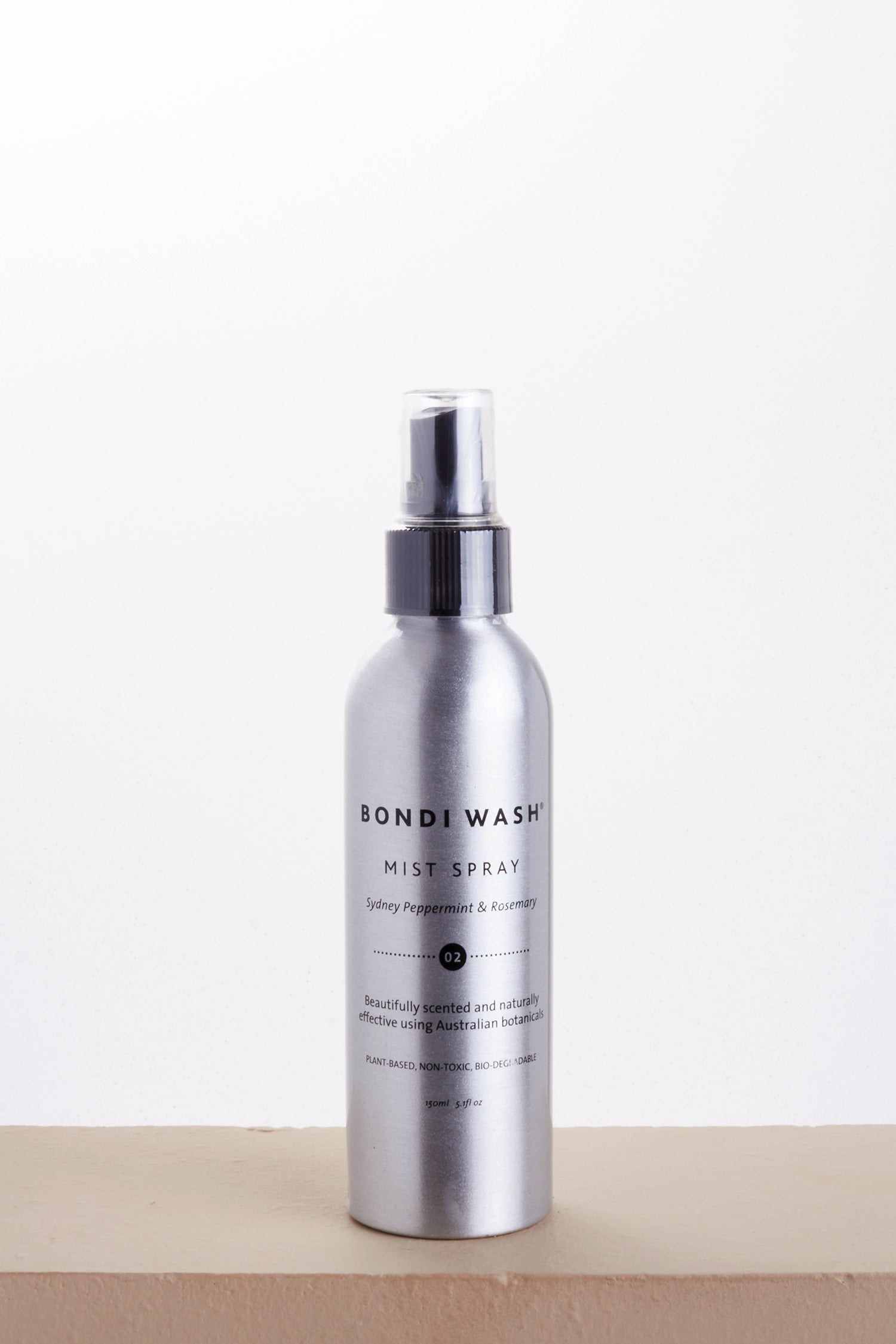MIST SPRAY FOR ROOMS & LINENS SYDNEY PEPPERMINT & ROSEMARY 150ml