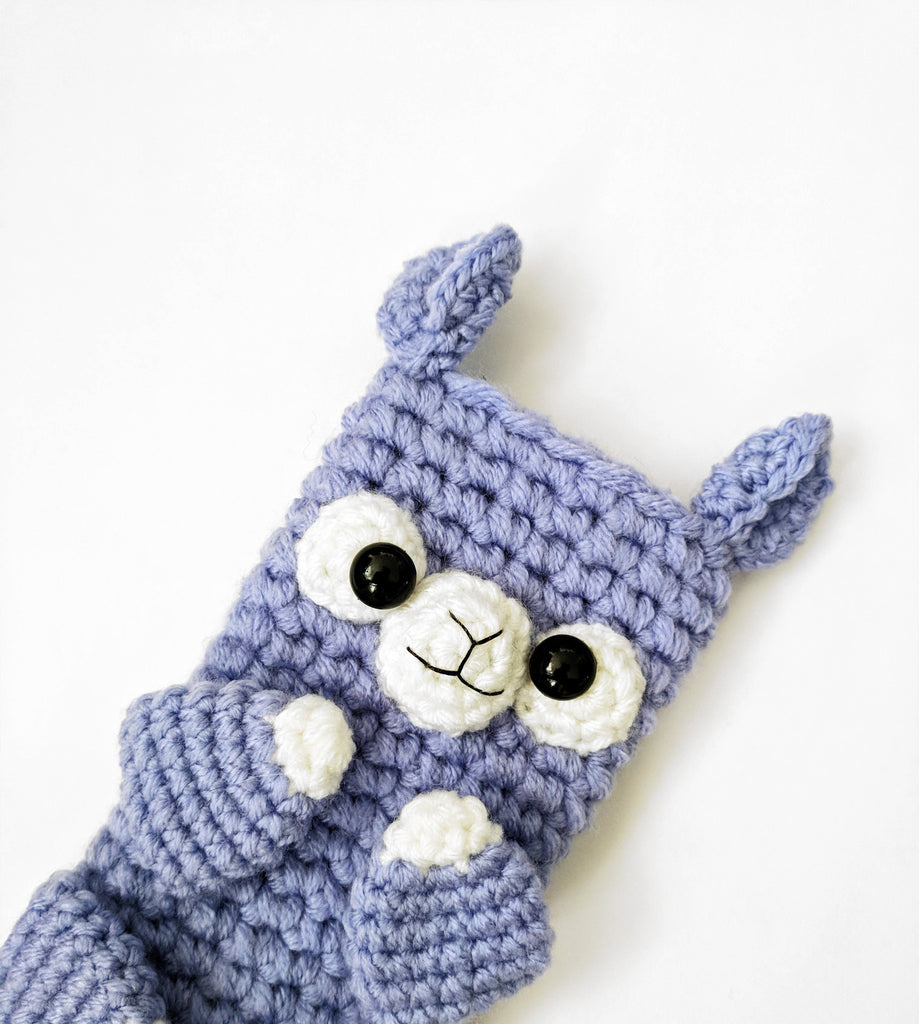 New Crochet Pattern: Alpaca Phone Sleeve