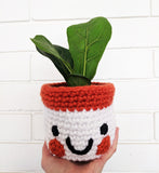 Happy Smiling Planter
