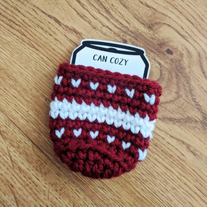 Maroon Hearts Can Cozy