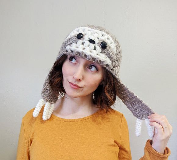Sloth Arms Hat