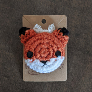 Sweet Fox Pin