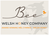 Raw Honey Wales | Bee Welsh Honey Company | Beeswax Block UK | Chunk Honey | UK Food Gift | Gourmet Foods Online |