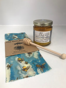 Chunk Honey | UK Food Gift | Bee Welsh Honey Company | Gourmet Foods Online | Raw Honey Wales | Beeswax Block UK |