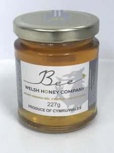Gourmet Foods Online | Welsh Raw | Lime Blossom Chunk Honey | UK Food Gift | Bee Welsh Honey Company | Beeswax Block UK |