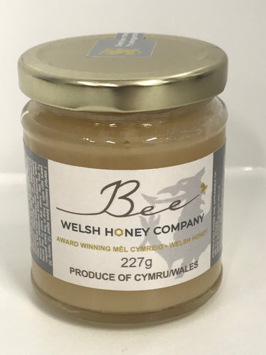 Raw Honey Wales | Lime Blossom Honey | UK Food Gift | Bee Welsh Honey Company | Beeswax Block UK | Gourmet Foods Online |