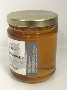 UK Food Gift | Bee Welsh Honey Company | Beeswax Block UK | Gourmet Foods Online | Welsh Raw | Lime Blossom Chunk Honey |