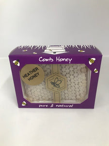 Bee Welsh Honey Company | Beeswax Block UK | Gourmet Foods Online | Raw Honey Wales | UK Food Gift | Lime Blossom Honey |