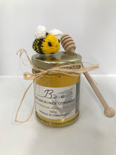 Load image into Gallery viewer, Bee Welsh Honey Company | Beeswax Block UK | Gourmet Foods Online | Raw Honey Wales | Lime Blossom Honey | UK Food Gift |