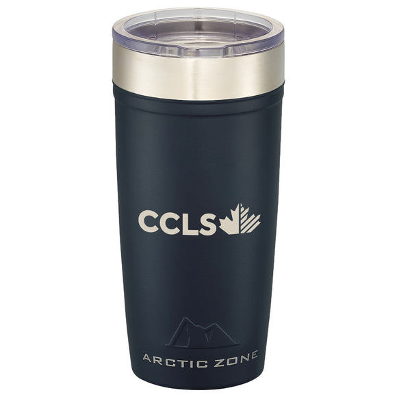 Arctic Zone® Tital Thermal HP® Copper Tumbler 20oz