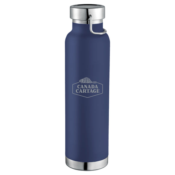 Copper Vacuum Insulated Bottle 22oz