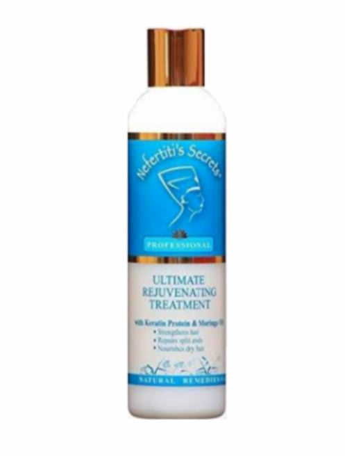 Nefertiti's Secrets Ultimate Rejuvenating Treatment 8oz