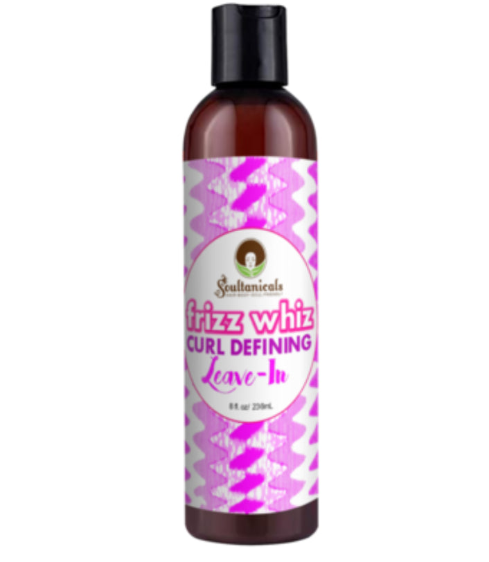 Soultanicals FRIZZ WHIZZ 8oz - Regal Roots Hair & Beauty Boutique
