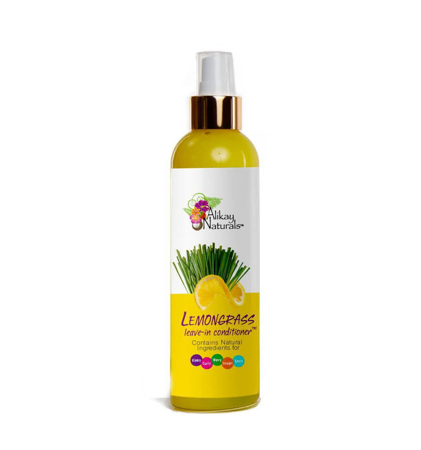 Alikay Naturals Lemongrass Leave-in Conditioner 16oz - Regal Roots Hair & Beauty Boutique