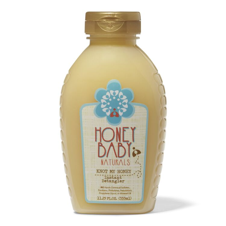 Honey Baby Natural's Knot My Honey Instant Detangler 11.25oz - Regal Roots Hair & Beauty Boutique