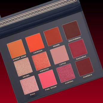 Ace Beaute SCARLET DUSK PALETTE - Regal Roots Hair & Beauty Boutique
